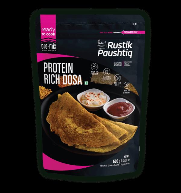 Protein Rich Dosa