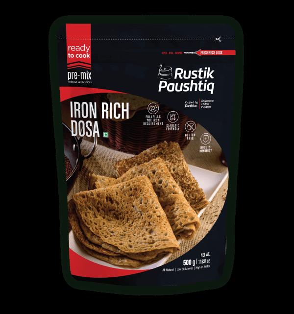 Iron Rich Dosa