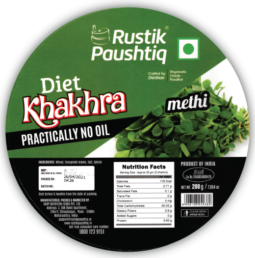 methi-khakhra